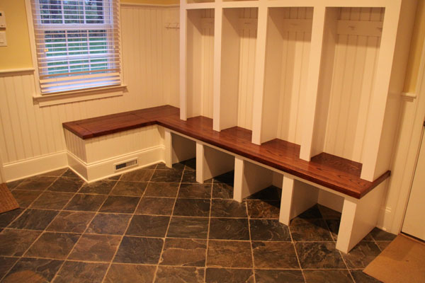 Woodworking mudroom bench dimensions PDF Free Download