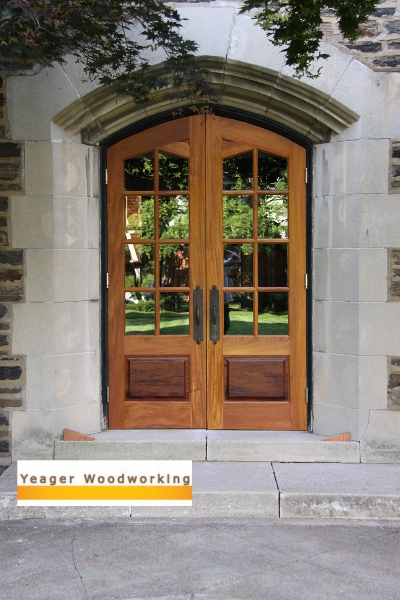 Yeager Woodworking Custom Doors Historic Doors And