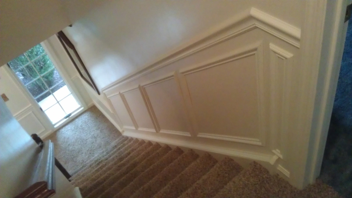 Ordinaire Chair Rail And Wainscoting