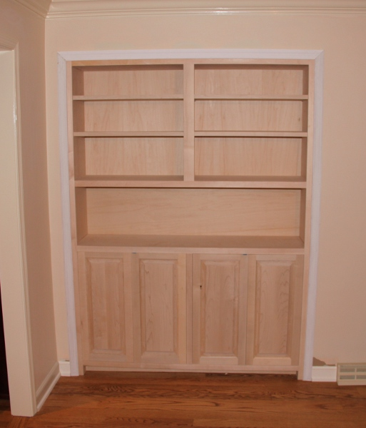 Beau Built In Cabinet